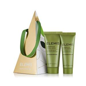 ELEMIS Superfood Glow Duo Ornament Skincare Gift Set
