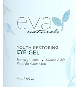 Eye Gel - Larger Size 2 oz Bottle - Best Firming Eye Cream Treatment