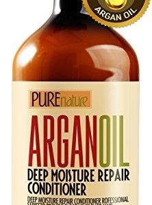 Moroccan Argan Oil Conditioner SLS Sulfate Free Organic - Best Hair Conditioner