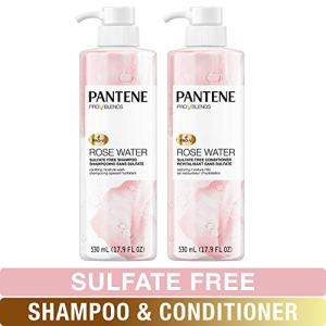 Pantene, Shampoo and Sulfate Free Conditioner Kit, Paraben and Dye Free