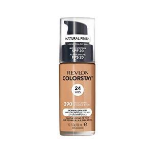 Revlon ColorStay Makeup for Normal/Dry Skin SPF 20, Longwear Liquid Foundation