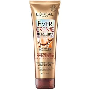 L'Oréal Paris EverCreme Deep Nourish Sulfate Free Conditioner
