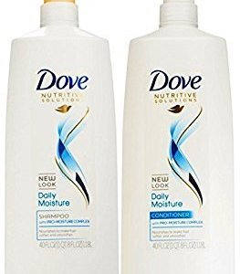 Dove Nutritive Solutions Daily Moisture, Shampoo and Conditioner Duo Set