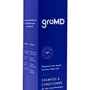 GroMD Hair Growth and Hair Loss Prevention Shampoo & Conditioner
