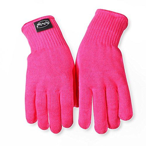 2PCS Heat Resistant Gloves Proof Protection Glove for Hair Styling Tool Straightener