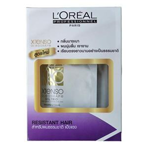 L'Oreal Paris X-tenso Moisturist Hair Straightener Set for Natural Resistant Hair