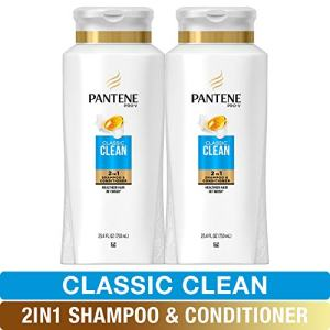 Pantene, Shampoo and Conditioner 2 in 1, Pro-V Classic Clean