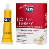 Vo5 Hot Oil Therapy Treatment 2 Count 0.5 Ounce