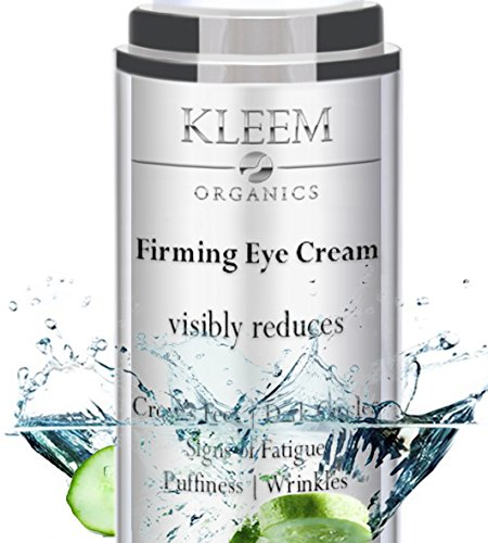 NEW Anti Aging Eye Cream for Dark Circles and Puffiness that Reduces Eye Bags
