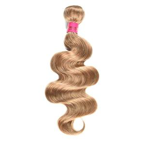 WOME Peruvian Honey Blonde Human Hair Bundles Color 27 Body Wave