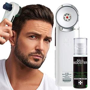 Hair Regrowth Hair loss Treatment - BIOEQUA Enercharger (H1) Cold Ion Charging