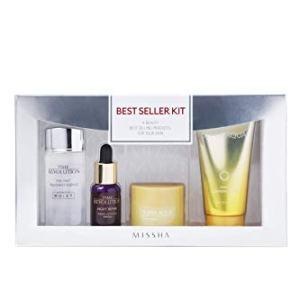 MISSHA Best Seller Kit - Set of 4 Missha Top Essentials in Deluxe Travel Sizes