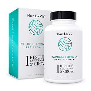 Hair La Vie Clinical Formula Hair Vitamins with Biotin and Saw Palmetto