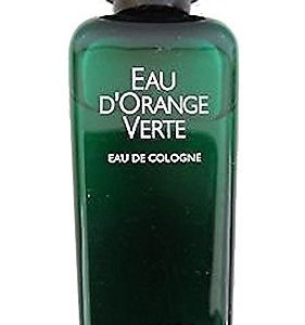 Hermès Eau d'Orange Verte Eau de Cologne from Paris - Luxury Fragrance for Men and Women, 1 Ounce / 30 Milliliter Plastic Splash Parfum Bottle