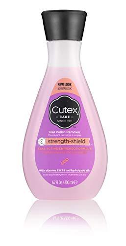 Cutex strength shield Nail Polish Remover