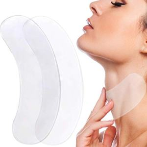 Silicone Neck Wrinkle Pads, Neckline Anti-Wrinkle Remover Patches