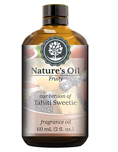 Tahiti Sweetie Fragrance Oil (60ml) For Diffusers, Soap Making
