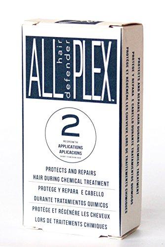 ALL hd PLEX Bond Treatment 2 Application Kit for Bleaching, Coloring