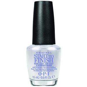 OPI Nail Polish Treatment, 3-in-1 Original Start to Finish Nail Treatment