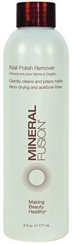 Mineral Fusion Nail Polish Remover, 6 Ounce (Packaging May Vary)