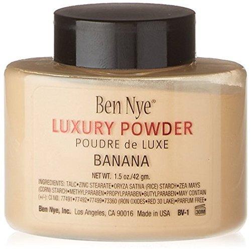 BananaBanana Luxury Powder, Ben Nye Banana