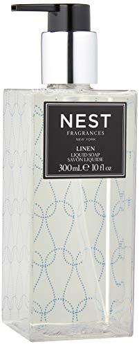 NEST Fragrances Linen Liquid Soap