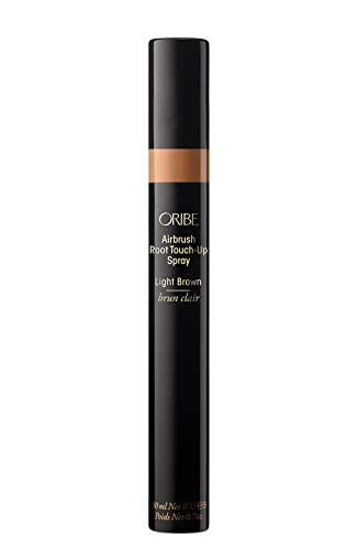 ORIBE Airbrush Root Touch Up Spray, 0.7 oz, Light Brown