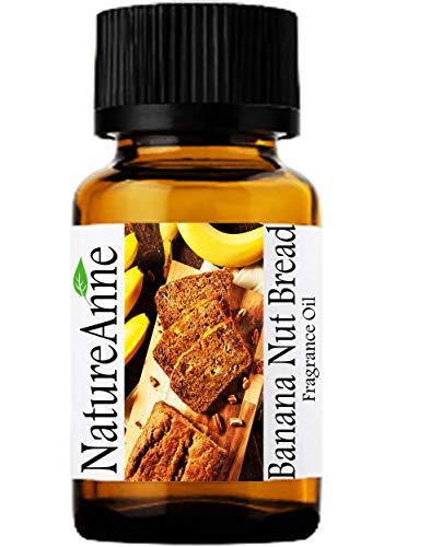Banana Nut Bread Premium Grade Fragrance Oil - 10ml - Scented Oil