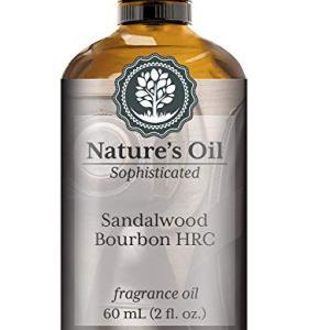 Sandalwood Bourbon HRC Fragrance Oil (60ml) For Cologne, Beard Oil