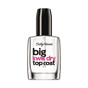 Sally Hansen Big Kwik Dry Top Nail Coat Treatment