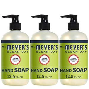 Mrs. Meyer's Clean Day Liquid Hand Soap, Lemon Verbena Scent