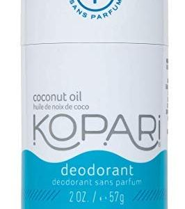 Kopari Aluminum-Free Deodorant Fragrance Free for Sensitive Skin