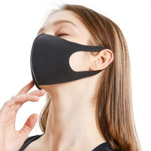 Dustproof Mouth Face Masks Hot Sale No-Disposable Mask Women Men Children Sponge Face Masks Can Be Washed And Reused
