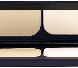 Youngblood Clean Luxury Cosmetics Pressed Mineral Foundation, Soft Beige | Pressed Face Powder Mineral Foundation Oil Shine Control Mattifying | Cruelty-Free, Paraben-Free