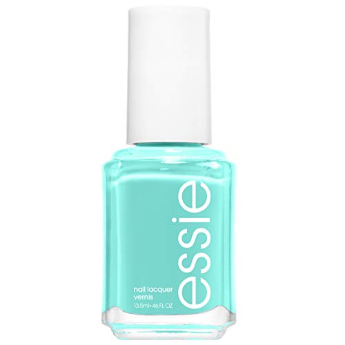 essie Nail Polish, Glossy Shine Finish, Turquoise And Caicos, 0.46 fl. oz.