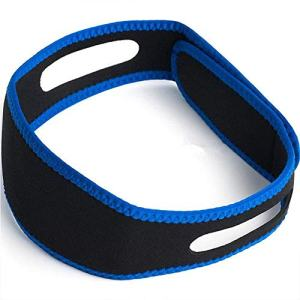 Anti Snoring Chin Strap Ajustable Stop Snoring Solution for Men and Women, Anti Snoring Devices Snore Stopper Chin Straps Sleep AIDS for Snoring Sleeping Mouth Breather