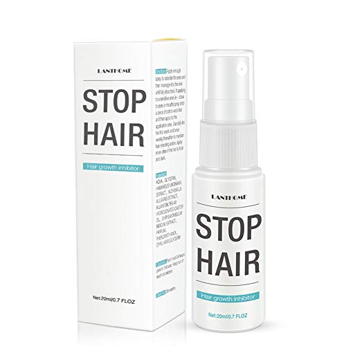 Natural Hair Growth Inhibitor Spray Permanent Stop Hair Growth Hair Removal Model: Ofanyia