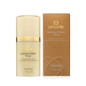 AMARTÉ Skin Care Overnight Express Therapy Mask , 1.7 Fl Oz