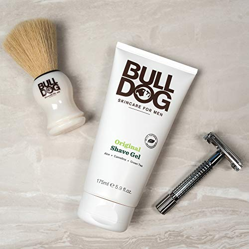 Bulldog Mens Skincare and Grooming Original Shave Gel Model: Bulldog Mens Skincare and Grooming
