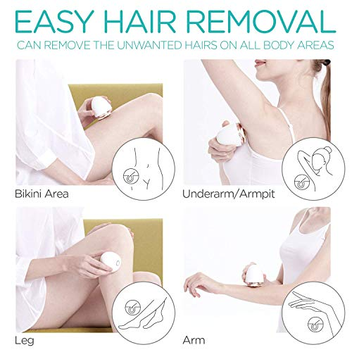 Electric Shaver Rotary Razor Hair Remover for Women's Leg VOGOE Electric Shaver Rotary Razor Hair Remover for Women's Leg, Face and Body, Fashion Egg Shape