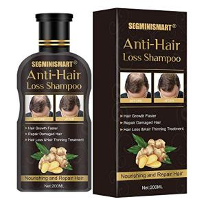 Hair Growth Shampoo,Anti-Hair Loss Shampoo,Hair Loss Shampoo,Hair Thickening Shampoo Helps Stop Hair Loss, Hair Growth for Stronger, Thicker, Longer Hair