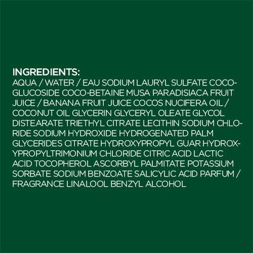 Garnier Fructis Pure Clean Shampoo, Paraben-Free Silicone-Free Model: Garnier