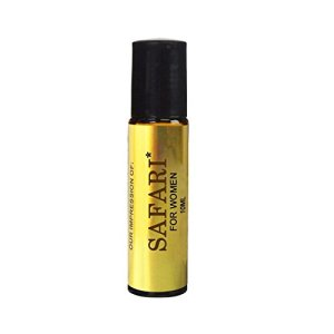 Perfume Studio Oil IMPRESSION with Similar Notes to: -{S A F A R I}_Women; 100% Pure, Alcohol Free 10ml, Roll on (Premium Designer Fragrance Interpretation)