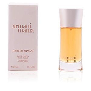 Armani Mania Pour Femme By Giorgio Armani For Women. Eau De Parfum Spray 1.7 Oz.