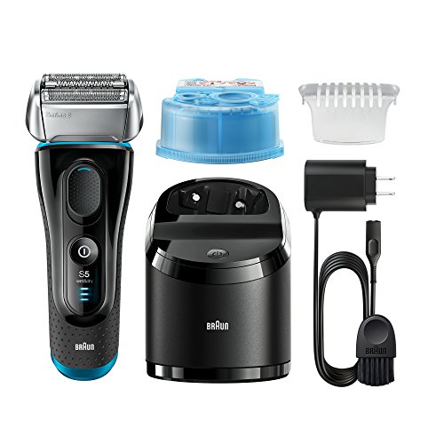 Electric Razor for Men by Braun, Series 5 Electric Shaver with Precision Trimmer Launch Date: 2014-03-27T00:00:01Z