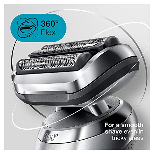 Braun Electric Razor for Men, Series 7 360 Flex Head Electric Shaver Launch Date: 2020-01-21T00:00:01Z