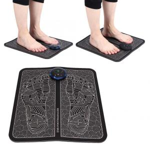 Electric EMS Foot Massage Pad Feet Acupunctures