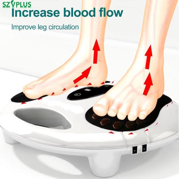 Meridian foot massager EMS Belt TEN circulation booster low