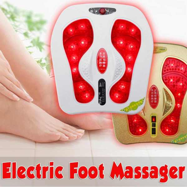 Infrared Heating Magnetic Therapy Spa Relaxing Magnetic Foot