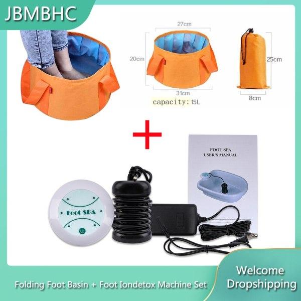 Ionic detox massage machine Foot bath With Foot Sap